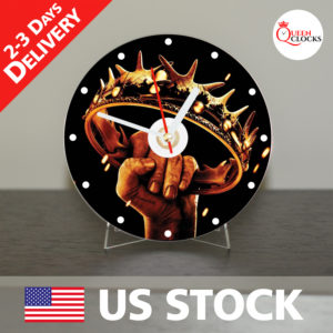 0039_Game of Thrones CD_Clock by Queen Clocks_